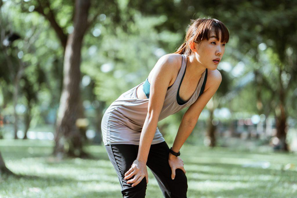 Dolor de rodilla con ozonoterapia
