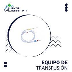 Equipo de Transfusión